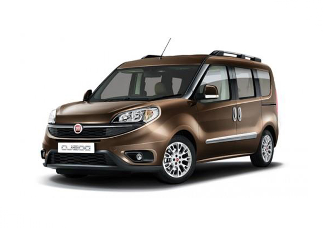 Fiat Doblo Yeni Model Safeline