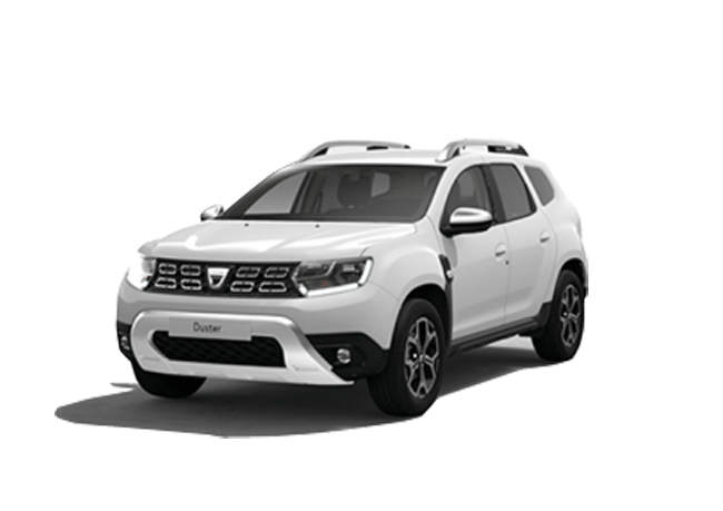 Dacia Duster Yeni Model